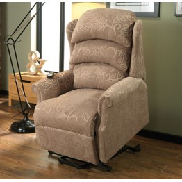 Vale Rhapsody Single Motor Lift & Rise Recliner - Compact Size