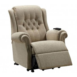 Vale Stansfield Lift & Rise Recliner - Short Sit SIze