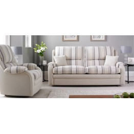 Vale Roma 3 Seater Settee