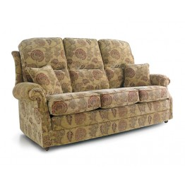 Vale Seville Gents 3 Seater Sofa