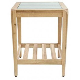 Willis and Gambier Kennedy Square Side Table