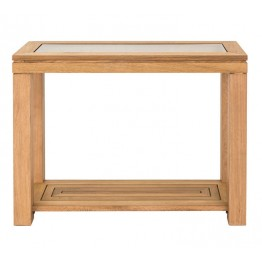 Willis and Gambier Maze Console Table - New for 2018 in an Oiled Finish