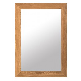 Willis and Gambier Maze Wall Mirror - New for 2018 in an Oiled Finish