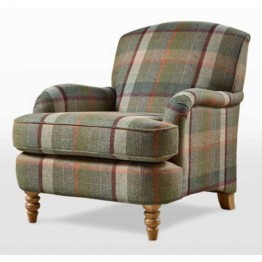 Old Charm Malham Armchair - MAL140 - Wood Bros