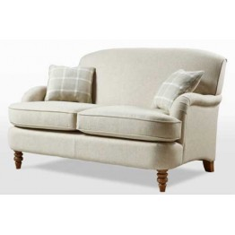 Old Charm Malham Compact 2 Seater Sofa - MAL200 - Wood Bros