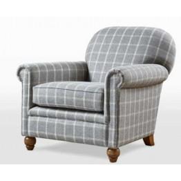 Old Charm Ripley Armchair - RIP140 - Wood Bros