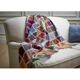 Wood Bros Sofa Throw - Multiblock