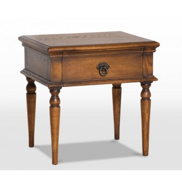 3205 Wood Bros Old Charm Rochford Lamp Table