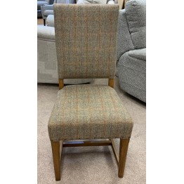 Old Charm Chatsworth OC3214 Dining Chair in Fabric