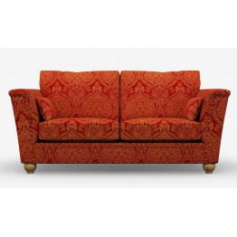 Old Charm Darley Medium Sofa - DAR260 - Wood Bros