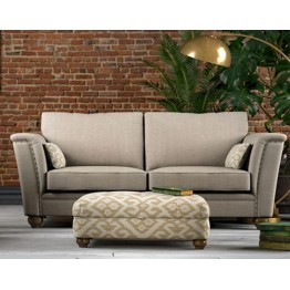 Old Charm Darley Large Sofa - DAR290 - Wood Bros