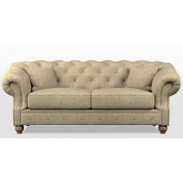 Old Charm Deepdale Medium Sofa - DEP260 - Wood Bros