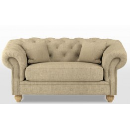 Old Charm Deepdale Loveseat - DEP230 - Wood Bros