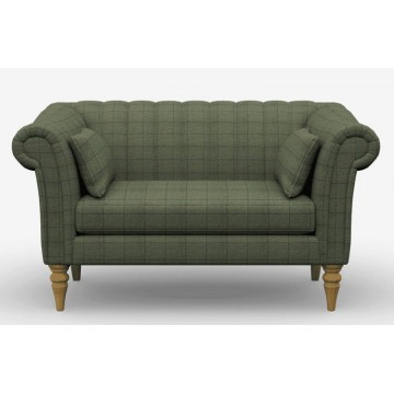 Old Charm Rushden Compact 2 Seater Sofa  - RSH2000