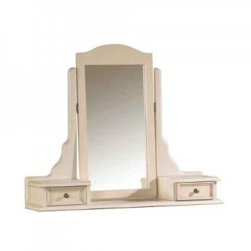 SHOWROOM CLEARANCE ITEM - YP Furniture / Origin Red / Country House Gallery Mirror CHS102 / 19373