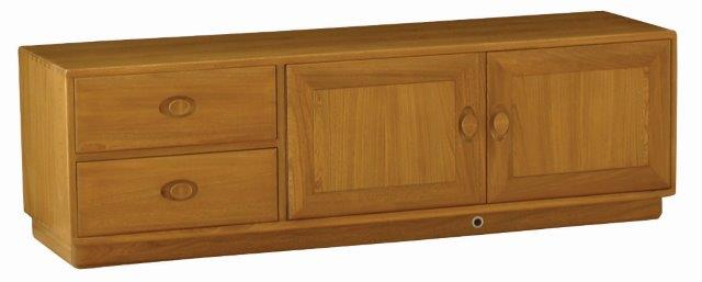 Ercol 2041 / 3831 Windsor IR TV Media Unit